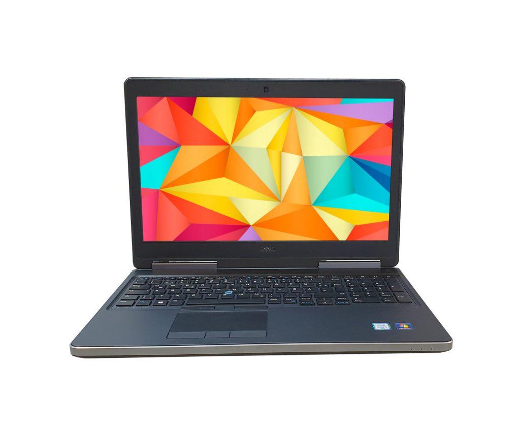 Dell Precision 7510 Core i7-6820HQ 32GB 512GB