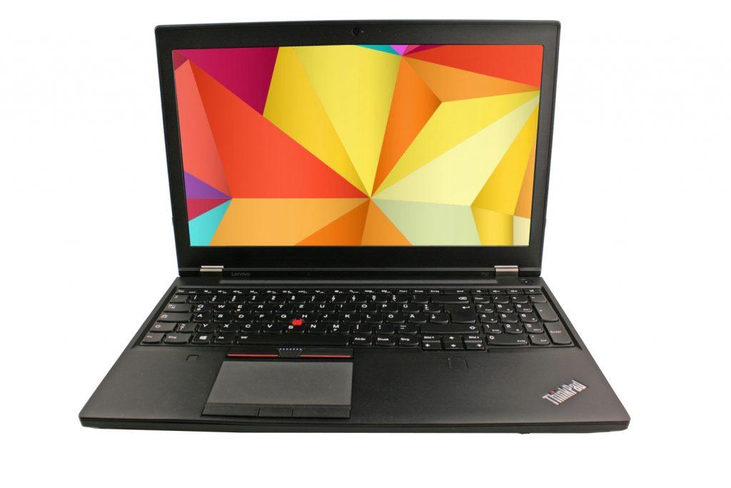 Lenovo ThinkPad P50 Core i7-6820HQ 32GB 1TB SSD