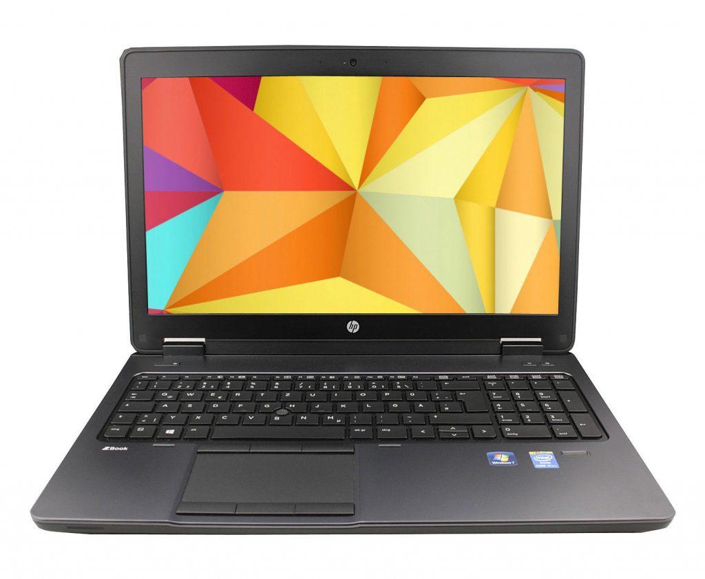 HP ZBook 15 G2 Core i7-4810MQ QUAD 16Gb 256Gb SSD
